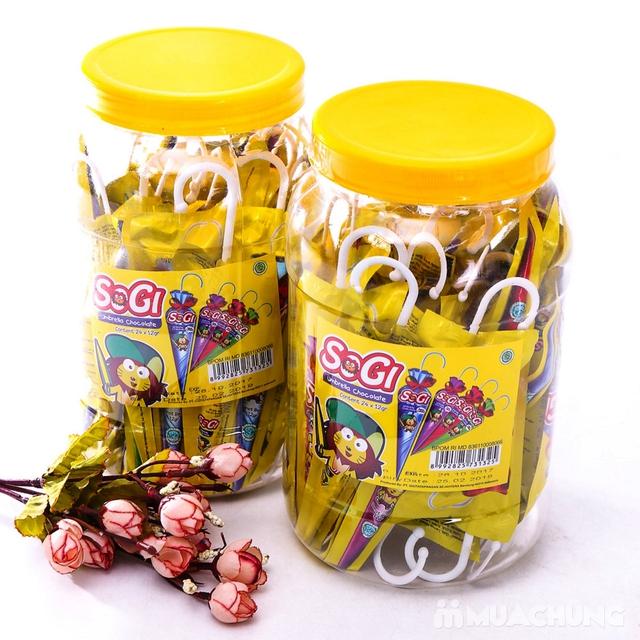 2 hộp bánh Sogi Chocolate nhập khẩu Indonesia - 11