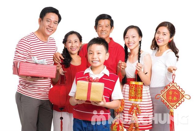 Giỏ quà tặng Tết - Năm mới 2018 an khang, sung túc - 10