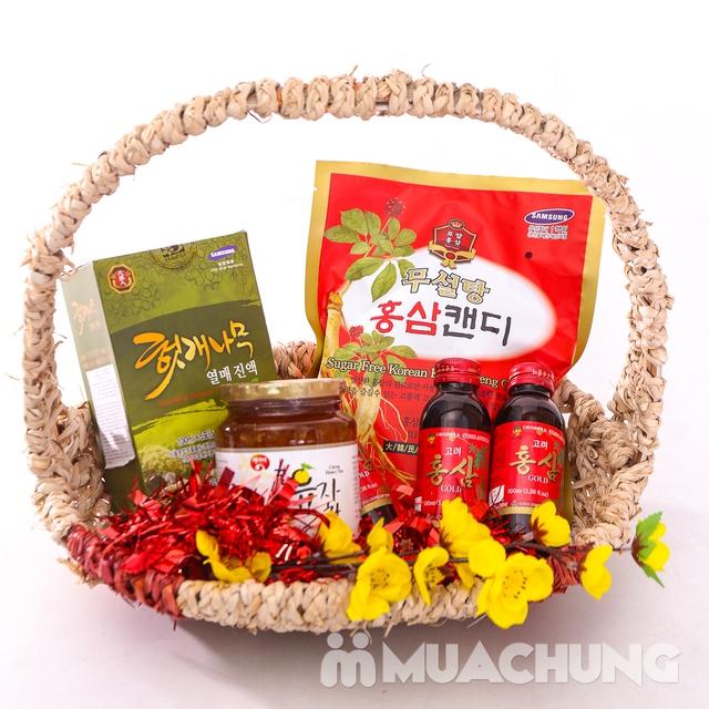 Giỏ quà tặng Tết - Năm mới 2018 an khang, sung túc - 11