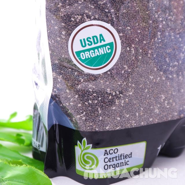 1kg hạt Chia Seeds Úc - Món quà quý từ thiên nhiên - 9