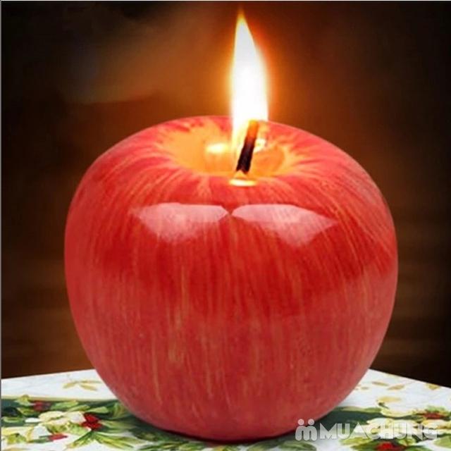 3 quả nến hình táo - 5