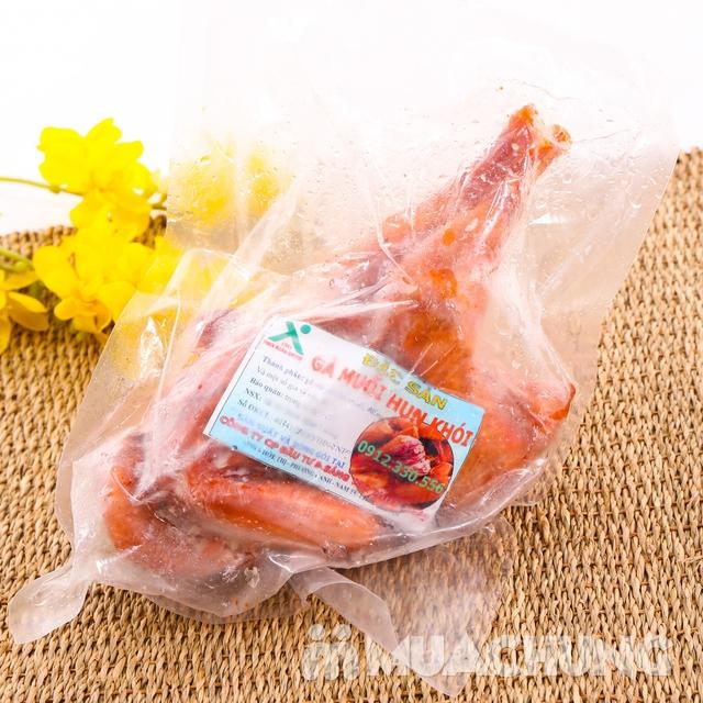 1 con gà muối hun khói đặc sản loại 1kg - 9