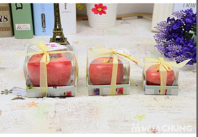 3 quả nến hình táo - 3