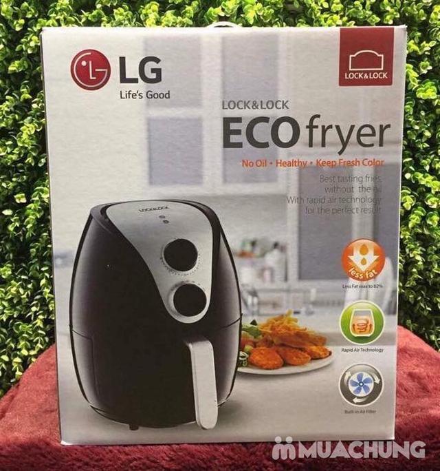 Nồi chiên không dầu Lock&Lock Eco Fryer - 10