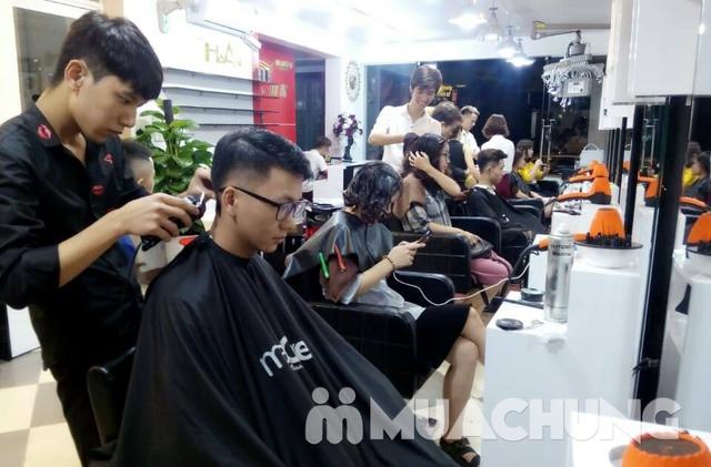 Gói làm tóc Salon Hà An- Thương hiệu uy tín 17 năm - 2