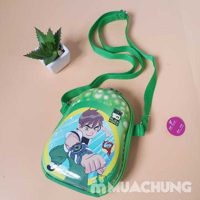 Túi đeo chéo in hình sống động cho bé  - 8