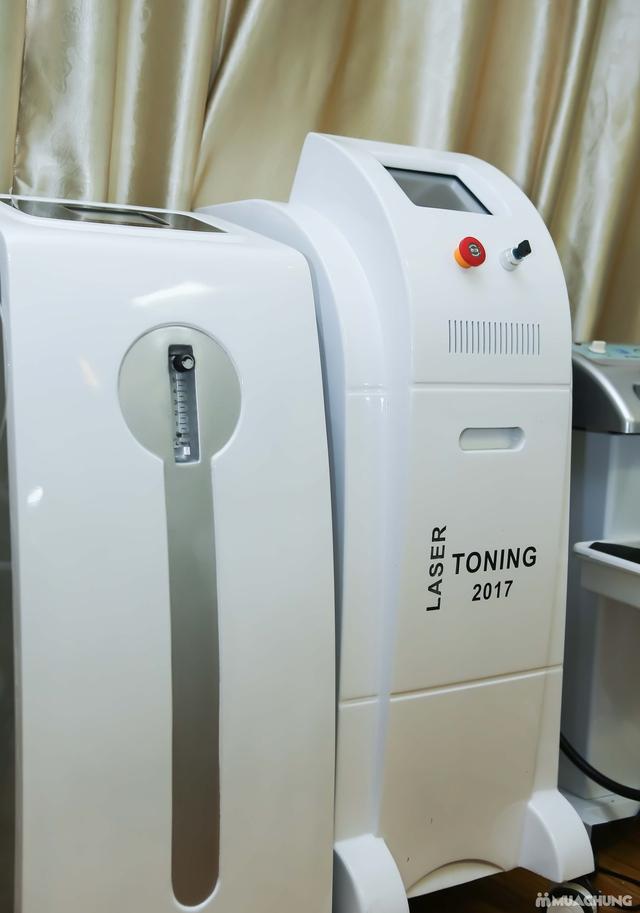 Hết mụn, mờ thâm, đều màu và thắp sáng làn da cùng công nghệ Laser Cacbon hoạt tính - 6