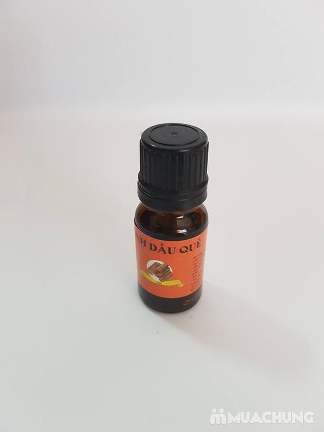 2 chai tinh dầu quế HCN 10ml - 3