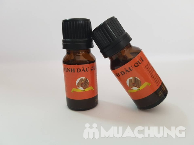 2 chai tinh dầu quế HCN 10ml - 2