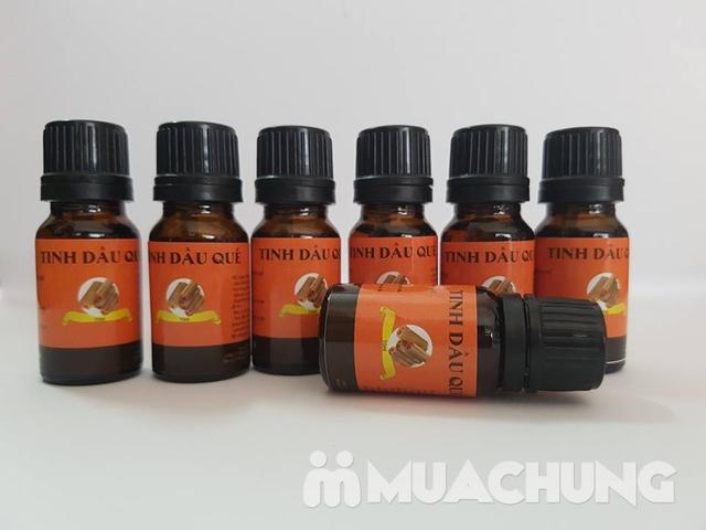 2 chai tinh dầu quế HCN 10ml - 1