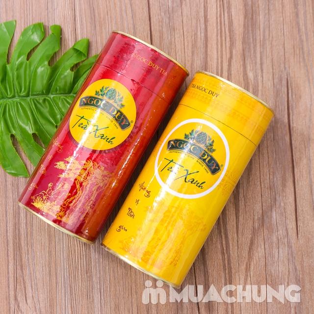 Combo 2 hộp trà xanh Ngọc Duy 100% tự nhiên - 12