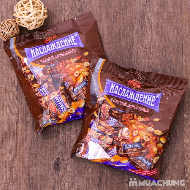 2 gói socola hạt dẻ nhập khẩu Nga (250g/1 gói) - 4