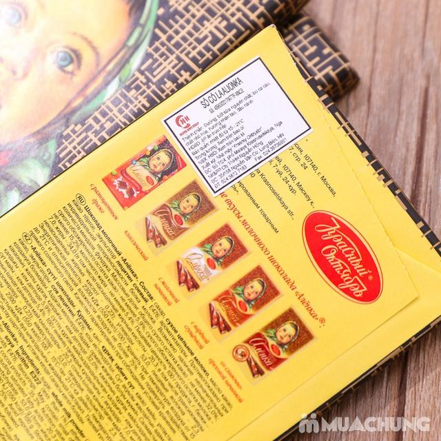 3 thanh socola Alionka nhập khẩu Nga (100g/thanh) - 11