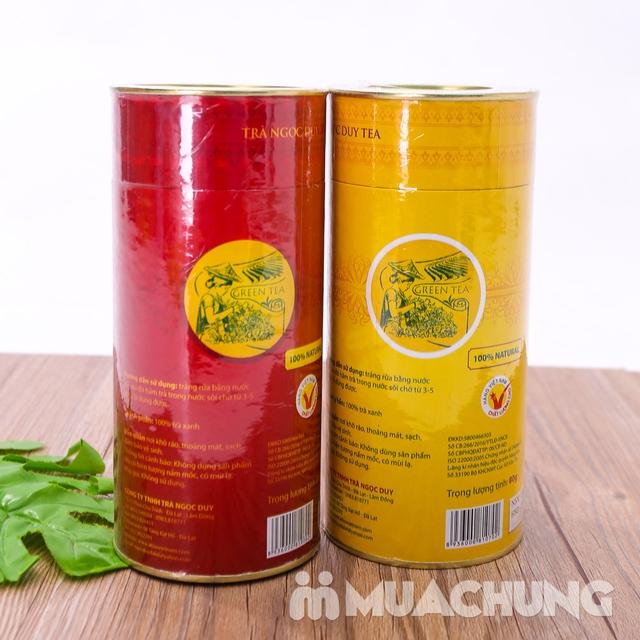 Combo 2 hộp trà xanh Ngọc Duy 100% tự nhiên - 11