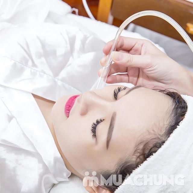 Chăm sóc da mặt đẩy oxy tươi+ vitamin làm sạch sâu - 3
