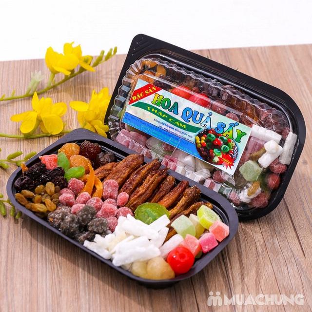 2 hộp mứt hoa quả mix nhiều loại (500g/hộp) - 5