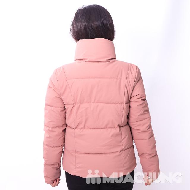 Áo phao nhẹ ấm, kiểu dáng thời trang - hàng VN - 9