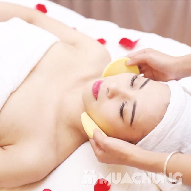 Chăm sóc da mặt đẩy oxy tươi+ vitamin làm sạch sâu - 1