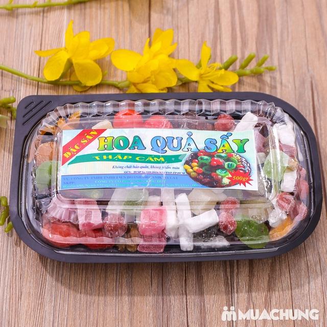 2 hộp mứt hoa quả mix nhiều loại (500g/hộp) - 6