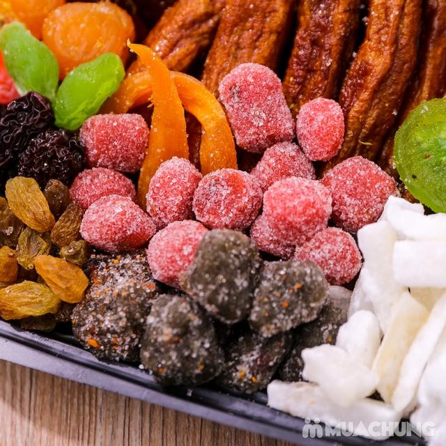 2 hộp mứt hoa quả mix nhiều loại (500g/hộp) - 11