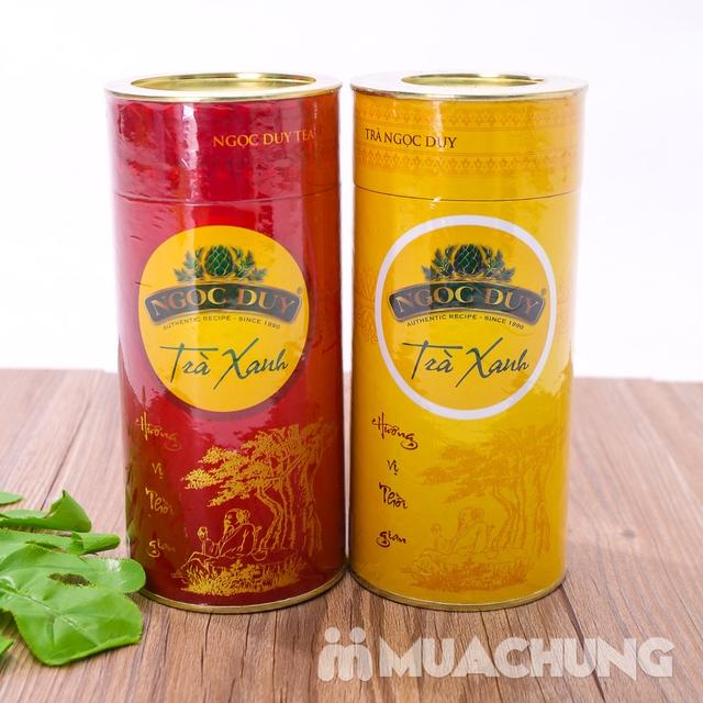 Combo 2 hộp trà xanh Ngọc Duy 100% tự nhiên - 8