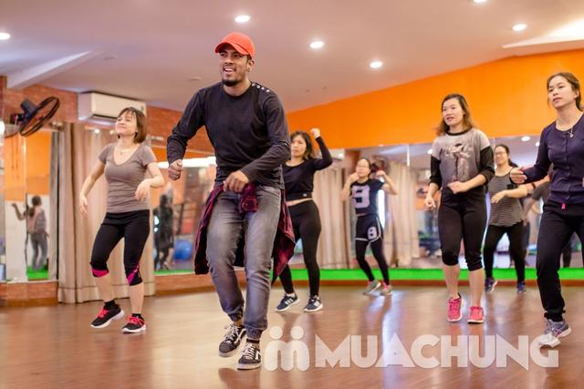 Voucher thẻ tập Yoga &, Dance 6 buổi tại Shivom - 1