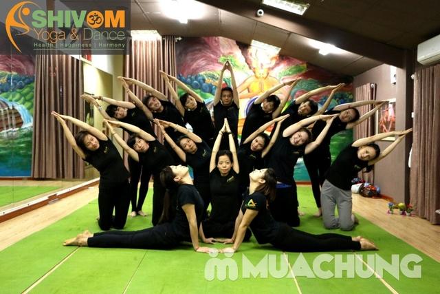 Voucher thẻ tập Yoga &, Dance 6 buổi tại Shivom - 5
