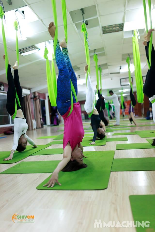 Voucher thẻ tập Yoga &, Dance 6 buổi tại Shivom - 7