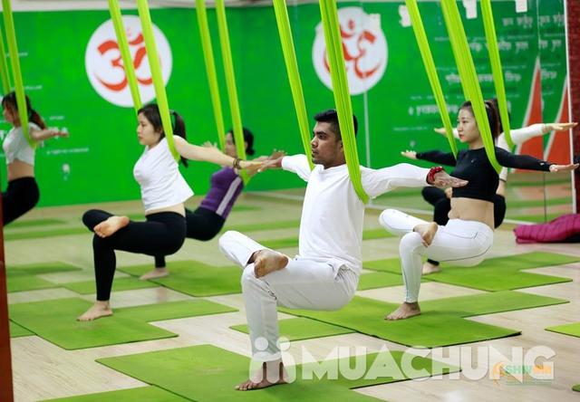 Voucher thẻ tập Yoga &, Dance 6 buổi tại Shivom - 8