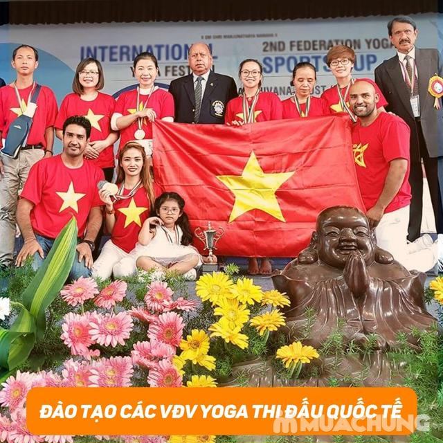 Voucher thẻ tập Yoga &, Dance 6 buổi tại Shivom - 10