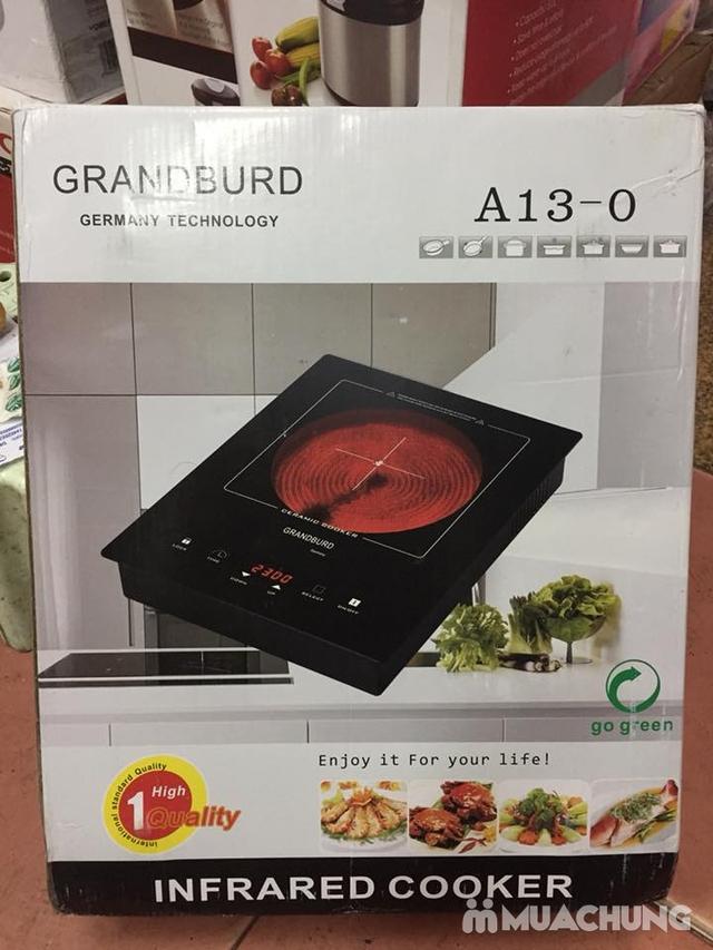 Bếp hồng ngoại Grandburd A13-0 Đức - 1