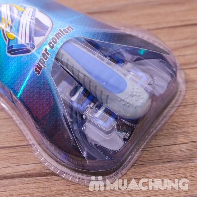 Combo 2 dao cạo râu 3 lưỡi Ultra Max tiện dụng - 6