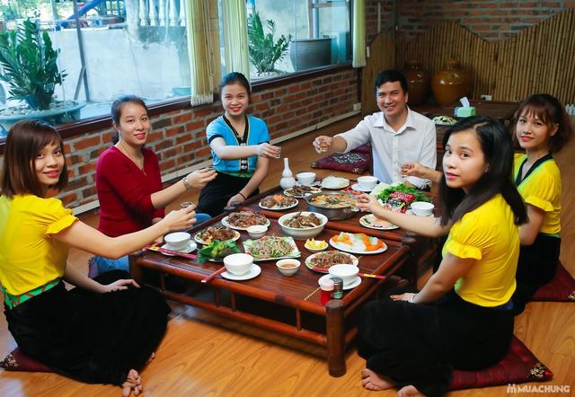 Mẹt lợn Mường đặc sản cho 4 người- NH Nhất Dê Quán - 4