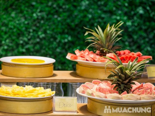 Buffet Chay Hương Thiền - Trải Nghiệm Mới Về Ẩm Thực Chay Giữa Lòng Hà Nội - 40