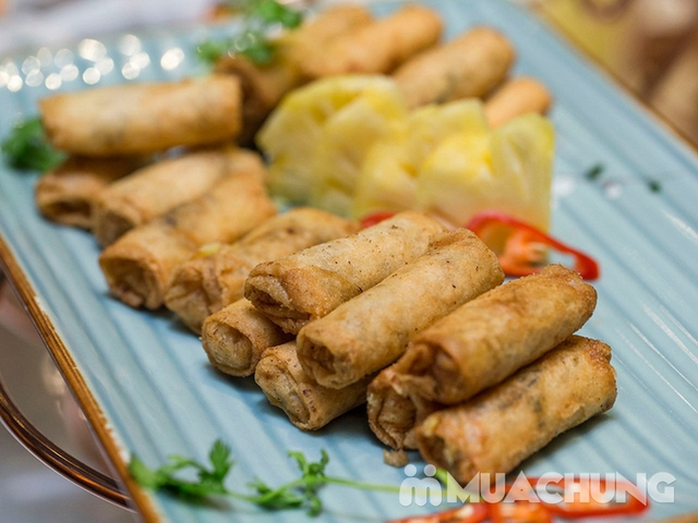 Buffet Chay Hương Thiền - Trải Nghiệm Mới Về Ẩm Thực Chay Giữa Lòng Hà Nội - 29