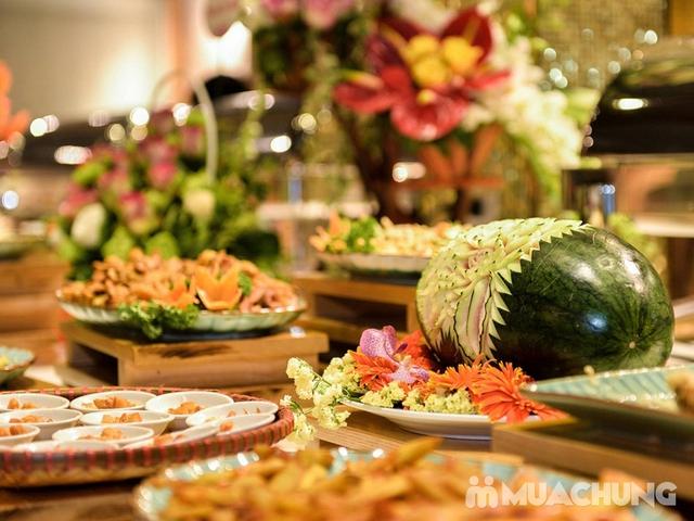 Buffet Chay Hương Thiền - Trải Nghiệm Mới Về Ẩm Thực Chay Giữa Lòng Hà Nội - 22