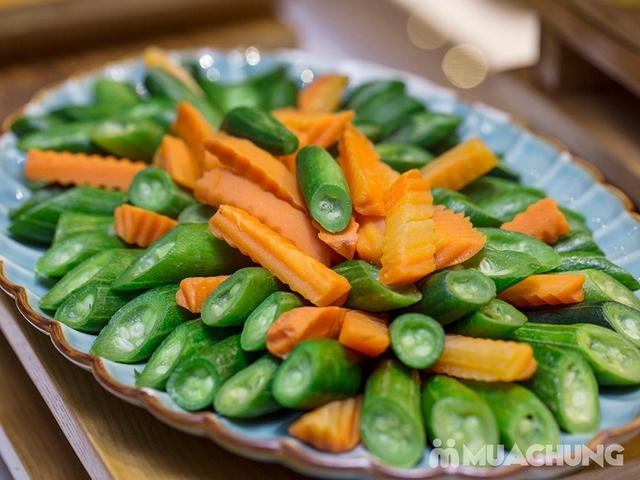 Buffet Chay Hương Thiền - Trải Nghiệm Mới Về Ẩm Thực Chay Giữa Lòng Hà Nội - 35