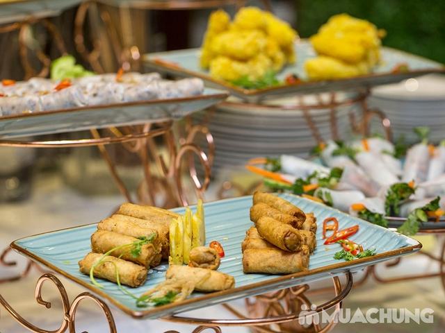 Buffet Chay Hương Thiền - Trải Nghiệm Mới Về Ẩm Thực Chay Giữa Lòng Hà Nội - 30