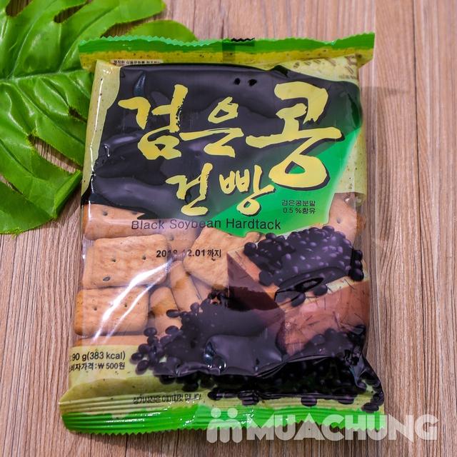 Combo 05 gói bánh quy đậu đen (90g/ gói) Hàn Quốc - 6