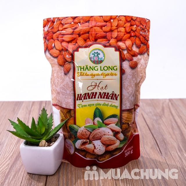 Hạt hạnh nhân Thăng Long Hà Nội gói 300g - 5