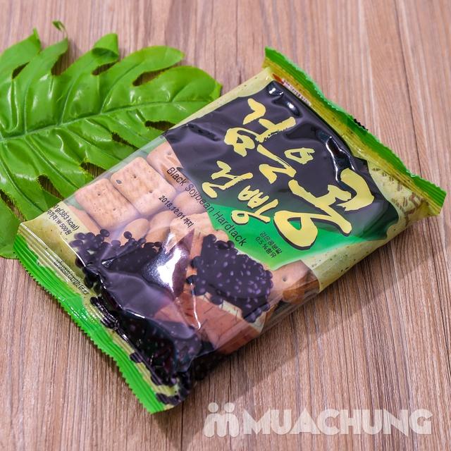 Combo 05 gói bánh quy đậu đen (90g/ gói) Hàn Quốc - 7