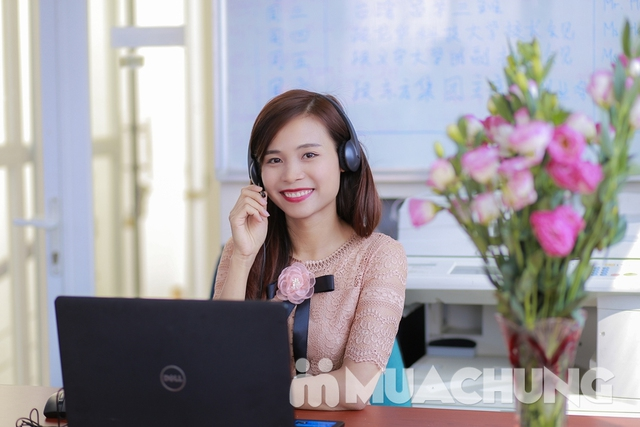 Học tiếng Trung online theo nhóm trực tiếp với GV - 3