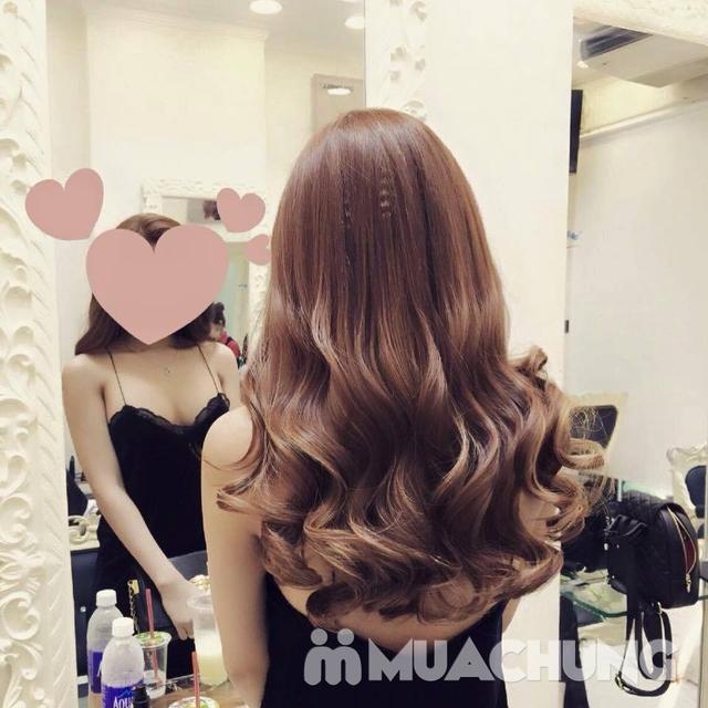 Trọn gói làm tóc đón năm mới-Hair Salon Trang Bông - 2