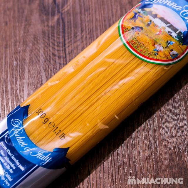 3 gói mỳ Donna số 14 - Thương hiệu hàng đầu Italy - 6