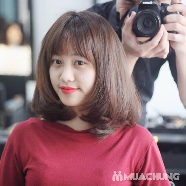 Trọn gói làm tóc đón năm mới-Hair Salon Trang Bông - 10
