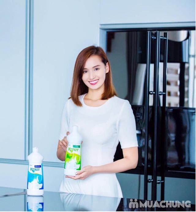 Nước rửa chén KitKit nhập khẩu 100% Thái Lan 3.6L - 5