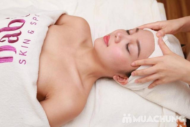 Chăm sóc da mặt dưỡng trắng, cấp ẩm chuyên sâu Nabi Skin & Spa - 7