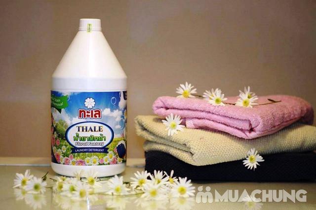 Nước giặt nội địa Thái Lan tiêu chuẩn Quốc tế 3.6L - 6