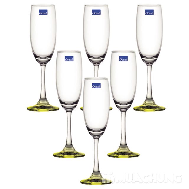 Bộ 6 ly rượu nhỏ thủy tinh Ocean - 3