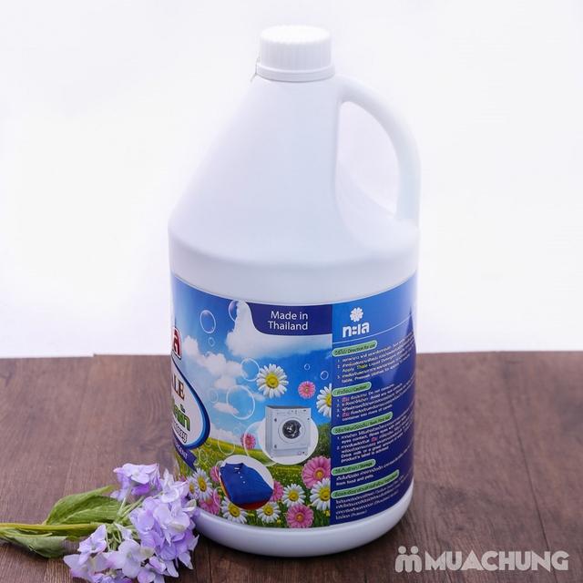 Nước giặt nội địa Thái Lan tiêu chuẩn Quốc tế 3.6L - 10
